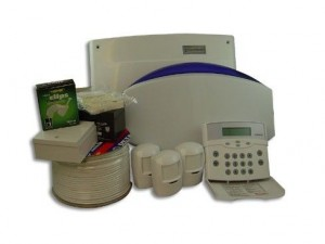 Wired security alarm Bradford and Leeds