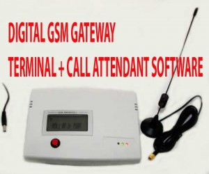 GSM Gateway wireless autodialler