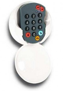 Extra wireless keypad perfect for remote locations