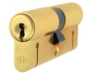 Anti Snap Anti Bump Euro Cylinder Door Lock