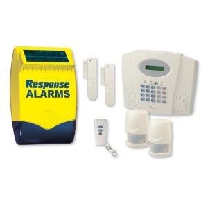 Friedland wireless-alarm installed by AD Alarm