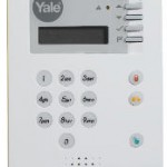 Yale alarm panel reset button