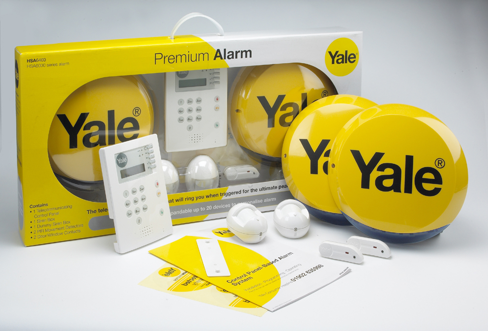 The Yale Wireless Alarm Reviewed By Ad Alarms Ad Alarms