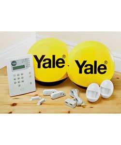 Yale Premium Alarm HSA6400 fitted by AD Alarms through out the UK