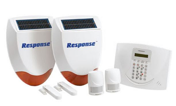 Response Alarms SL5 Wireless Alarms with built-in Autodialler
