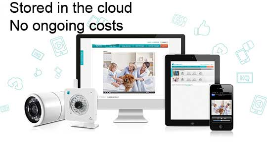 Y Cam Is The IP Camera Storing CCTV In The Cloud