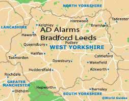 AD Alarms installing Yale Wireless Alarms from Bradford and Leeds
