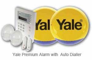 Yale Premium Alarm Kit -HSA6400
