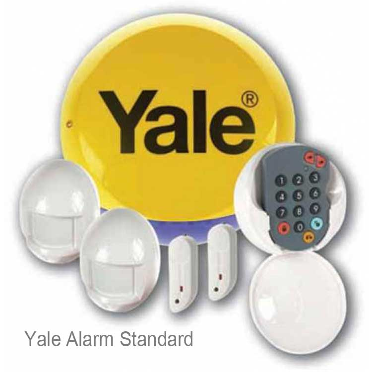 Yale Standard Home Alarm Hsa6200 Ad Alarms