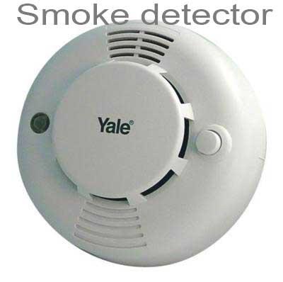 Yale Alarm Smoke Detector Ad Alarms