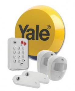 yale easy fit stadnard alarm
