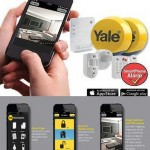 Yale Easy Fit Smart Phone Wireless Alarm