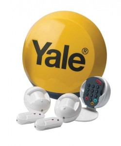 Yale HSA6200 Home-Alarm Fitted £248