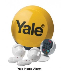 Yale HSA6200 Home Alarm