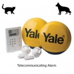 Yale HSA6400 Premium Telecommunicating Alarm