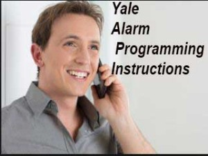 Yale Alarm Help Line