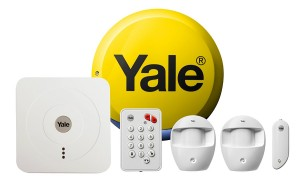 Yale-Smart Home Alarm SR320