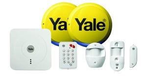 Yale Smart Home Alarm-SR330