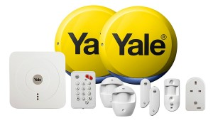 Yale-Smart Home Alarm SR340