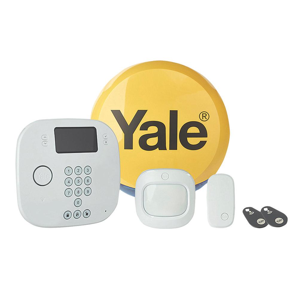yale ia 210 intruder alarm kit ad alarms. Black Bedroom Furniture Sets. Home Design Ideas