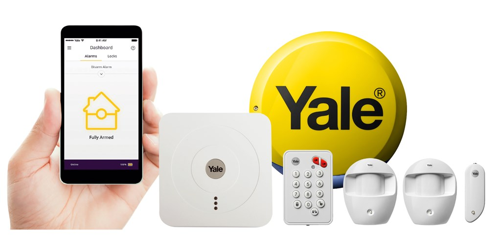 Yale App Alarms Are They The Best Ad Alarms