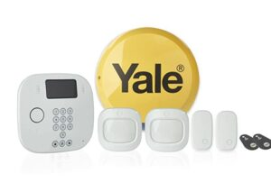 Yale IA-220 Intruder Alarm fitted by aproveed AD Alarms