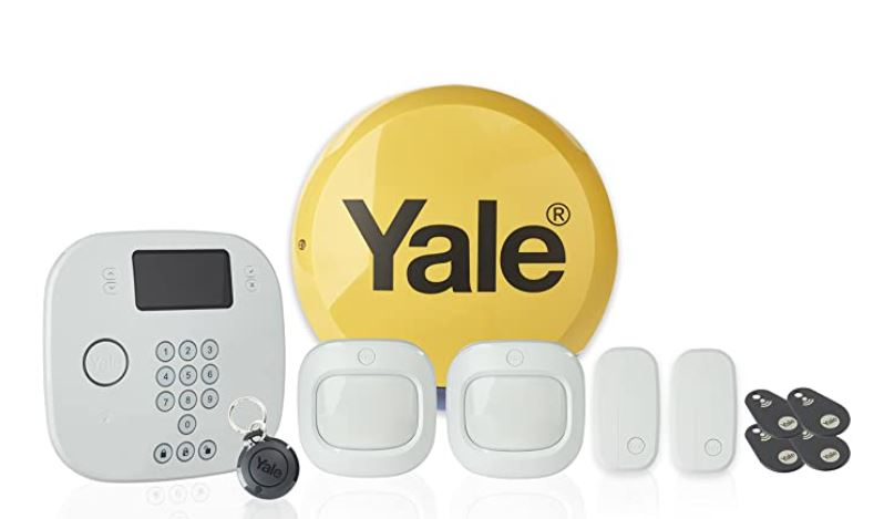 Yale IA-230 Intruder Alarm fitted bny aproved AD Alarms