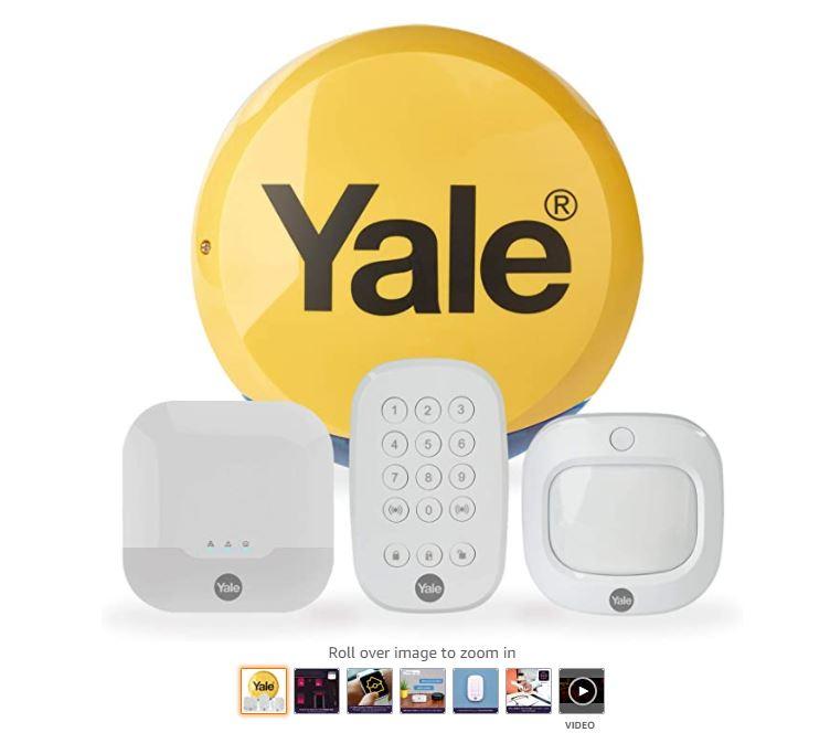 Yale IA-310 Sync Smart Home Intruder Alarm
