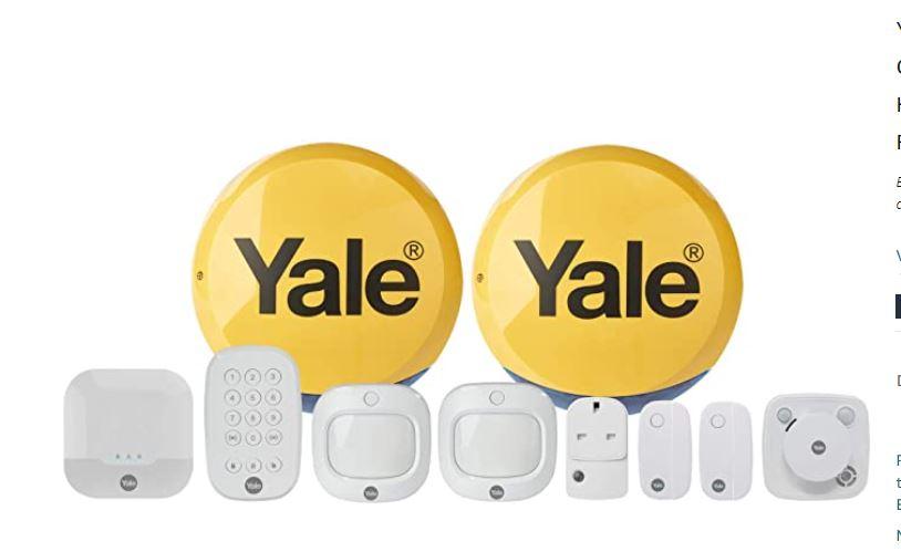 Yale IA-340 Sync Smart Home Alarm