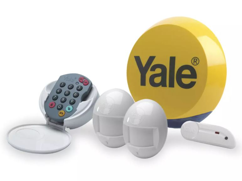 Yale HSA Essentials Alarm Kit
