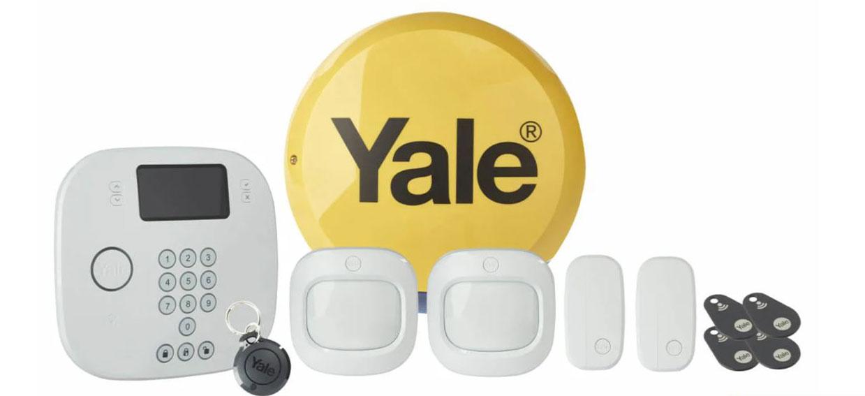 Yale IA-230 Intruder Alarm Kit Plus