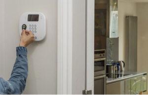 Yale IA 230 Intruder Alarm Panel