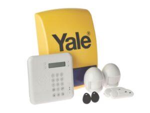 Yale Wireless Alarm HSA 6410