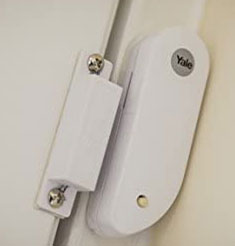 Yale hsa door contacts